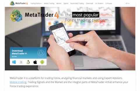 MT4公式サイト